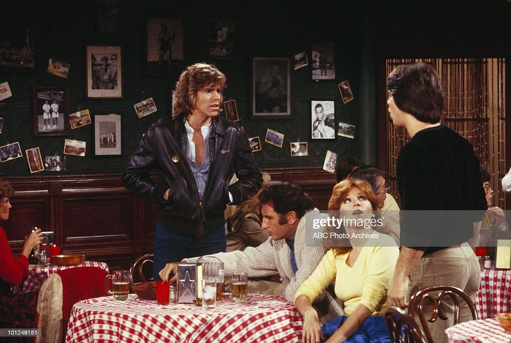 TAXI - 'A Woman Between Friends' - Airdate October 30, 1979. (Photo by ABC Photo Archives/ABC via Getty Images) JEFF