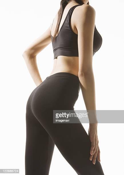 woman body - ゲートル ストックフォトと画像