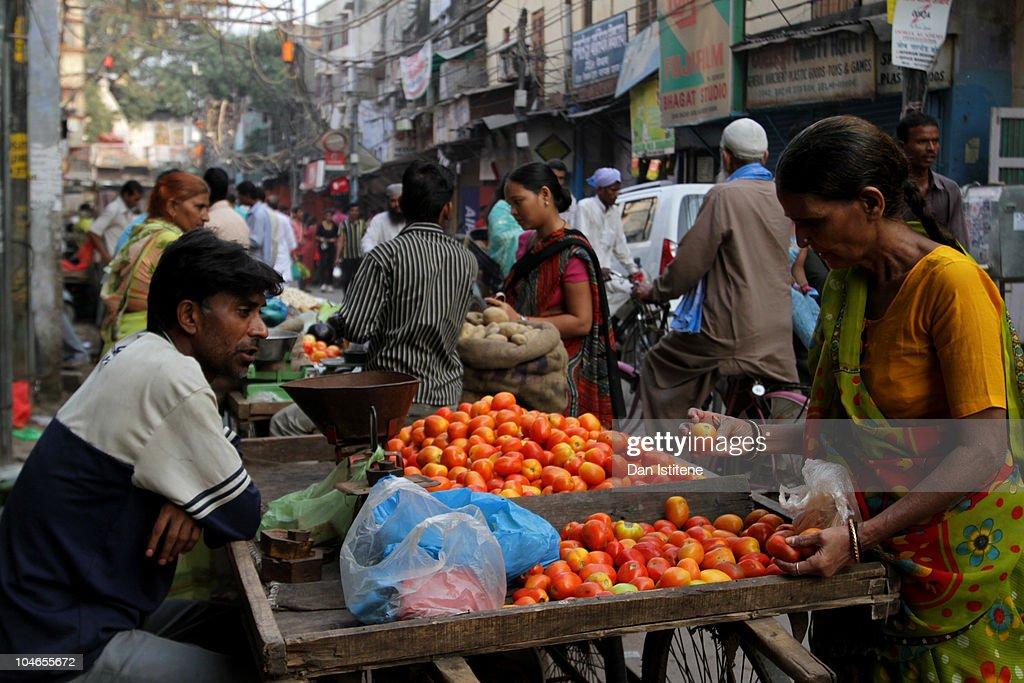 Scenes Of India : News Photo