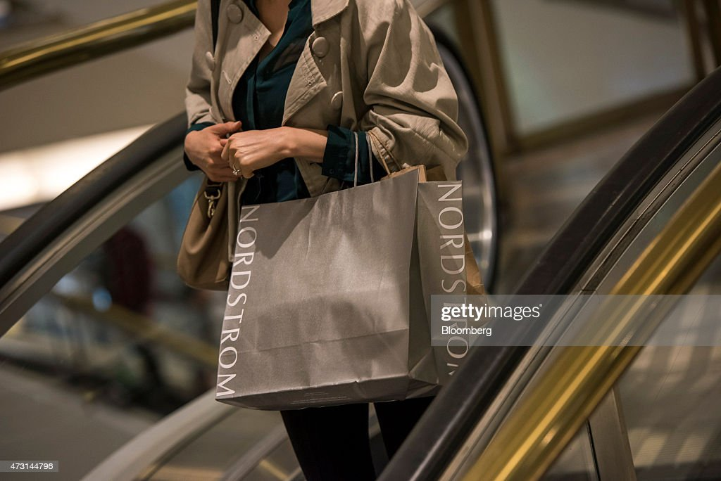 A Nordstrom Inc. Store Ahead Of Earnings Figures Photos and Images ...