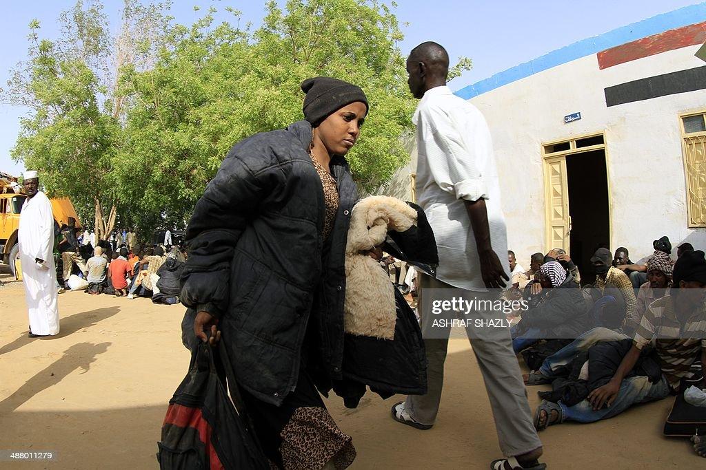 SUDAN-LIBYA-MIGRANTS-CRIME : Foto jornalística