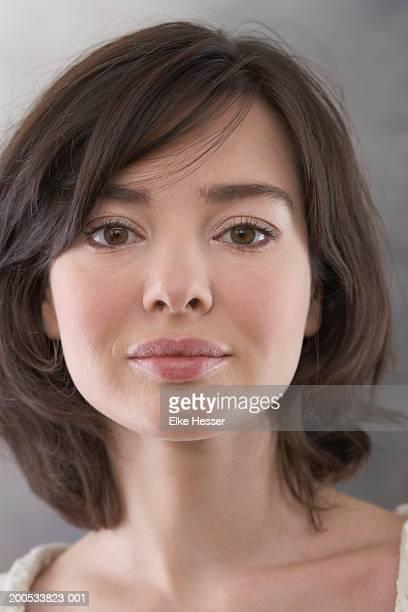 Woman, close-up, portrait