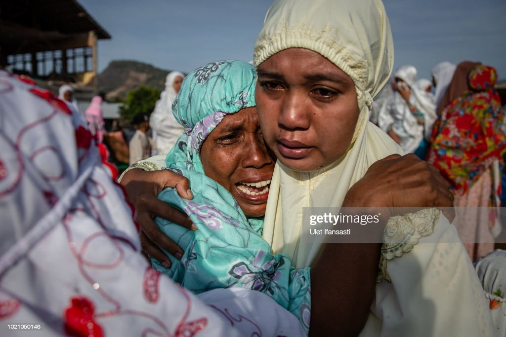 Indonesians Mark Eid al-Adha Amidst Earthquakes in Lombok Region