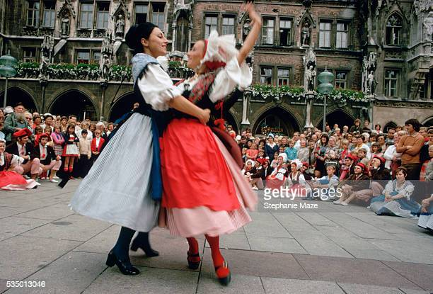 Woman Dance at Folklore Festival