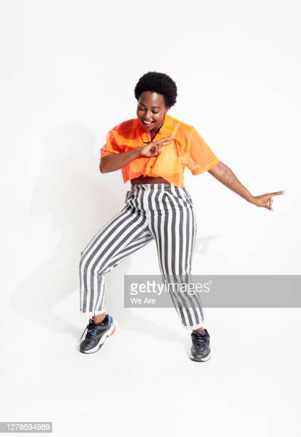 woman dancing - dancer stock pictures, royalty-free photos & images