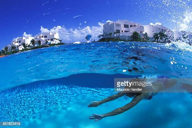 Anguilla Island, West Indies.