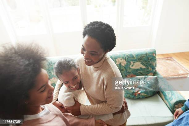Groovy Short Haircuts For Black Girls Stock Pictures Royalty Free Photos Natural Hairstyles Runnerswayorg