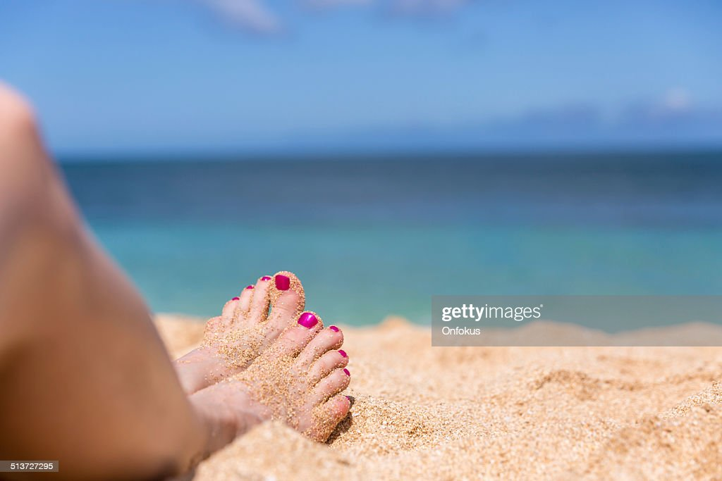Image result for feet sand beach