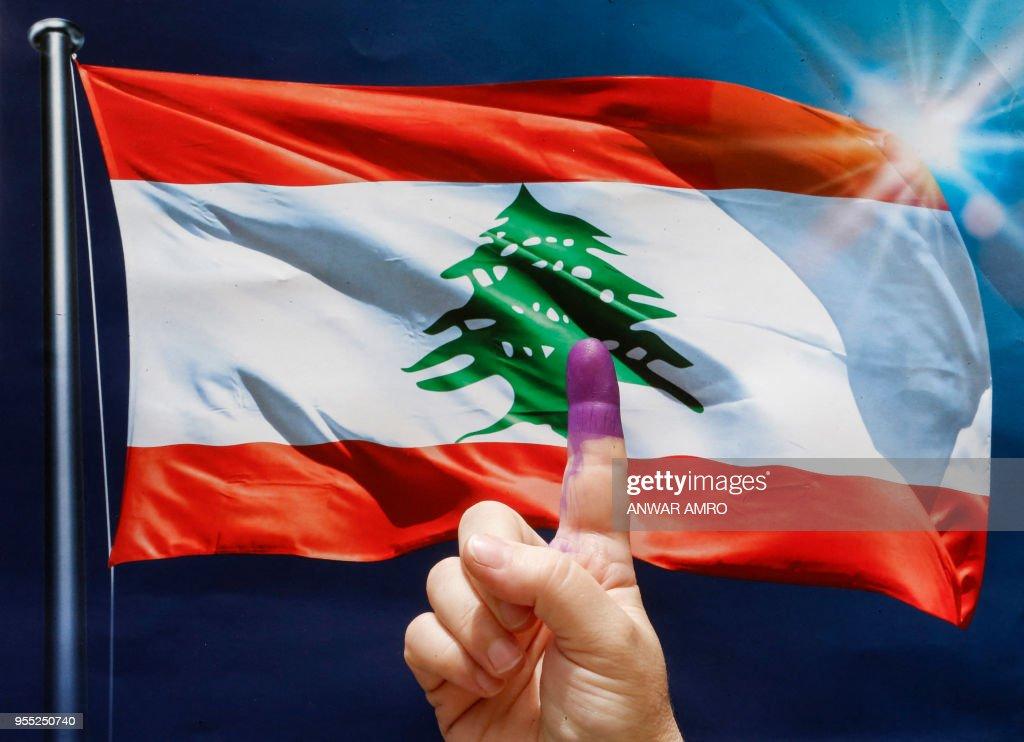 LEBANON-VOTE : News Photo