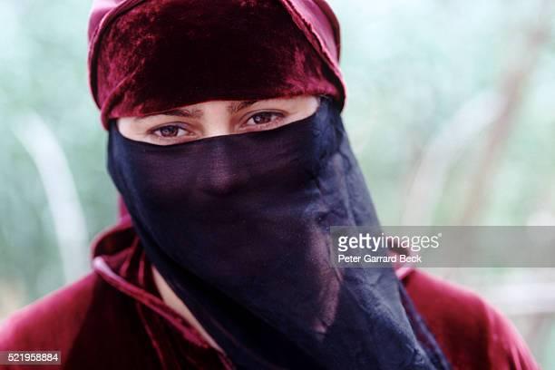 Woman from Marrakech