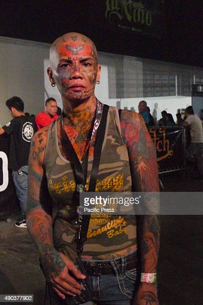 44 Dutdutan Tattoo Festival 2015 Photos And Premium High Res Pictures Getty Images