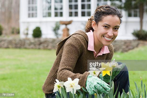 Frau Garten