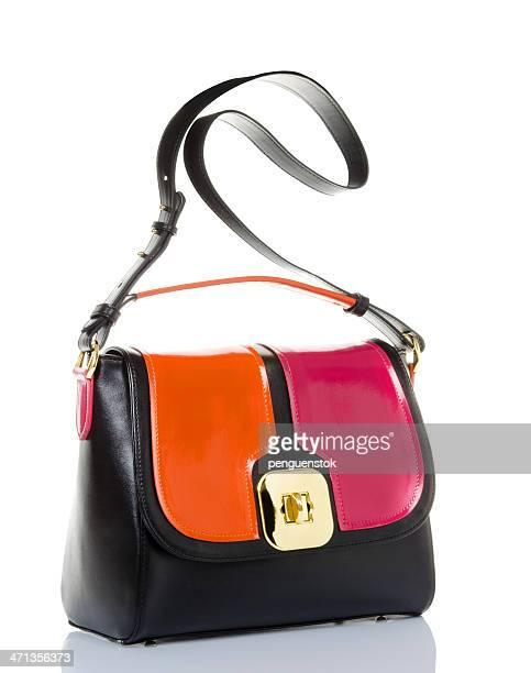 sacs à main femme - sac à main en cuir photos et images de collection