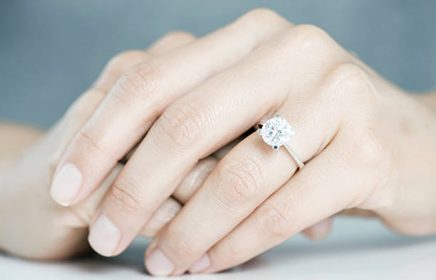 Free wedding ring hand images pictures and royalty free stock woman hands with engagement ring junglespirit Images
