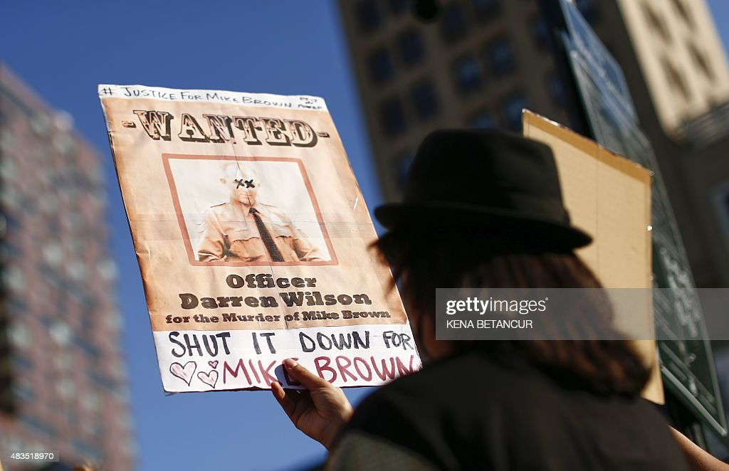 US-POLICE-RACISM-UNREST : News Photo
