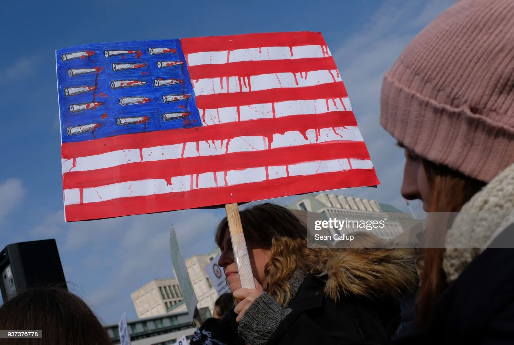 """March For Our Lives"" Rallies Across The World"