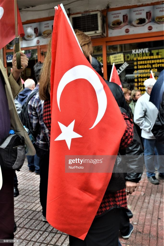 Leftists Protest Against Snap Elections in Ankara
