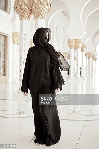 Woman in Abaya