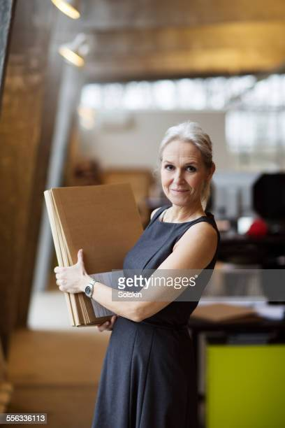 Woman in creative office