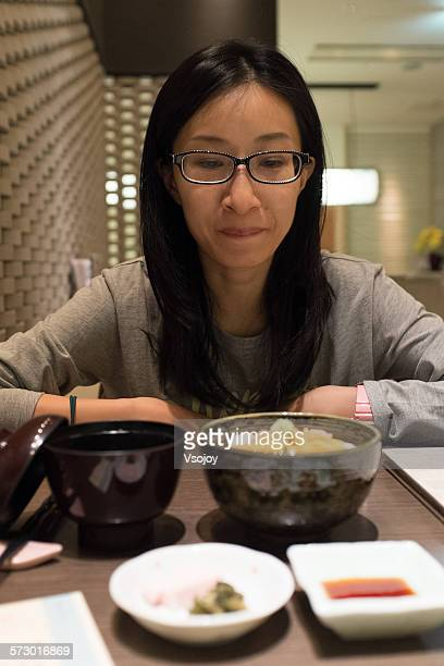 woman in restaurant - vsojoy stock pictures, royalty-free photos & images