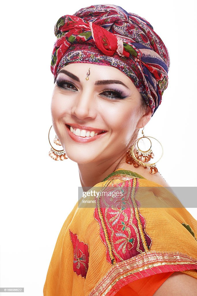 woman indian : Stock Photo