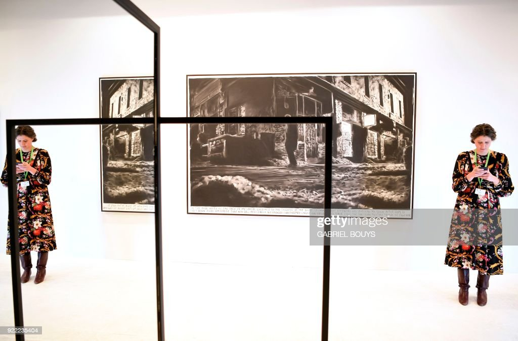 SPAIN-ART-ARCO : News Photo