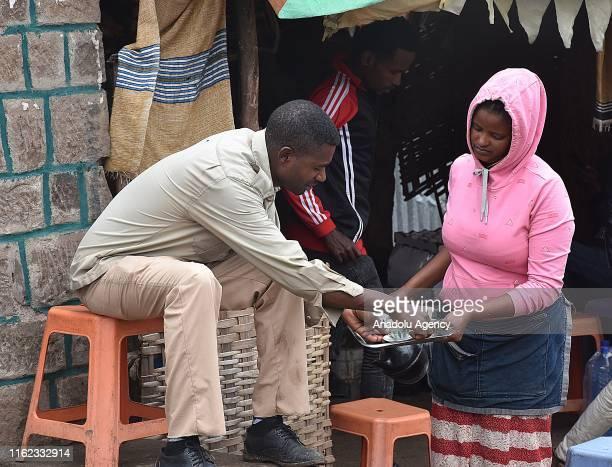 Ethiopian women find Date Women