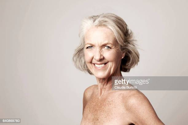 woman looking young - beautiful bare breasted women stock pictures, royalty-free photos & images