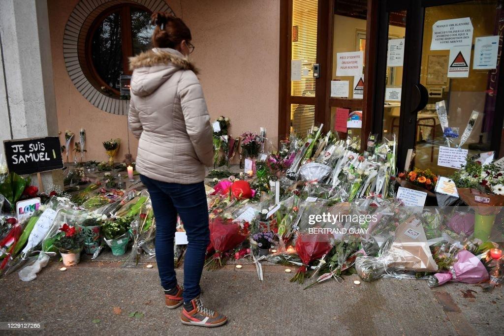 TOPSHOT-FRANCE-ATTACK-EDUCATION-ISLAM : News Photo
