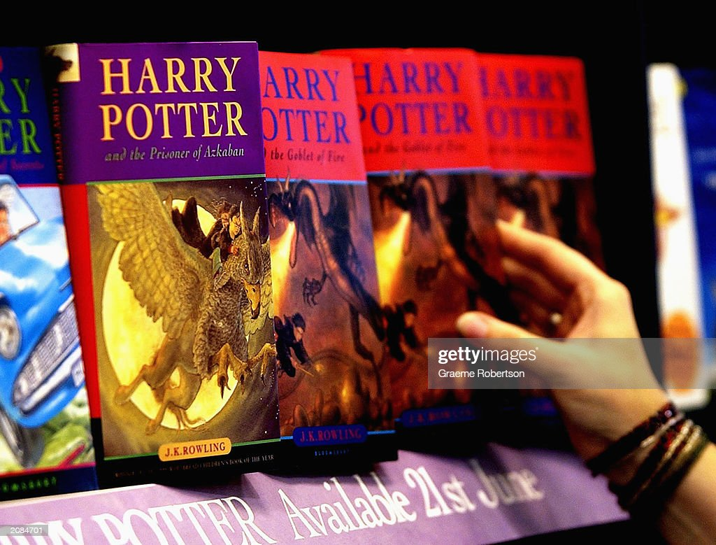 New Harry Potter Book In 6 Days : News Photo