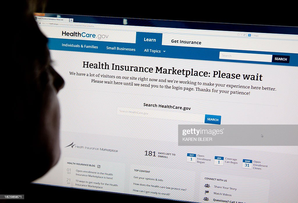 US-POLITICS-ECONOMY-BUDGET-HEALTH : News Photo