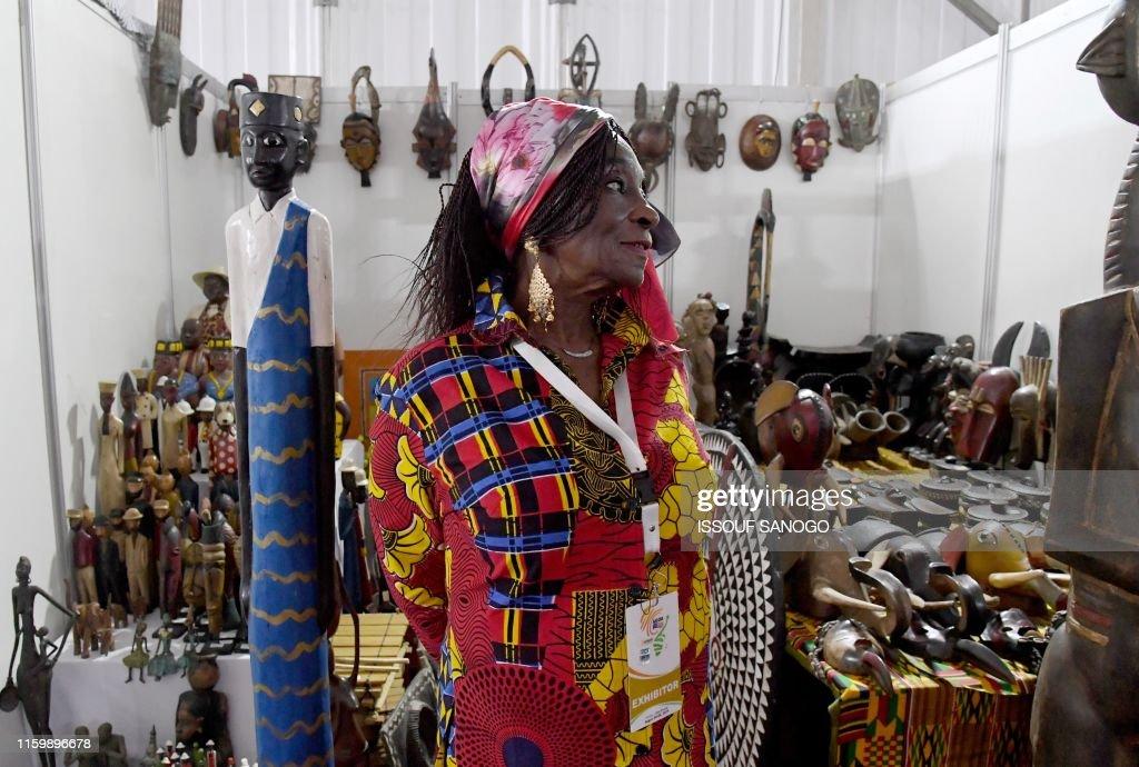 ICOAST-AFRICA-US-ECONOMY-AGOA : News Photo