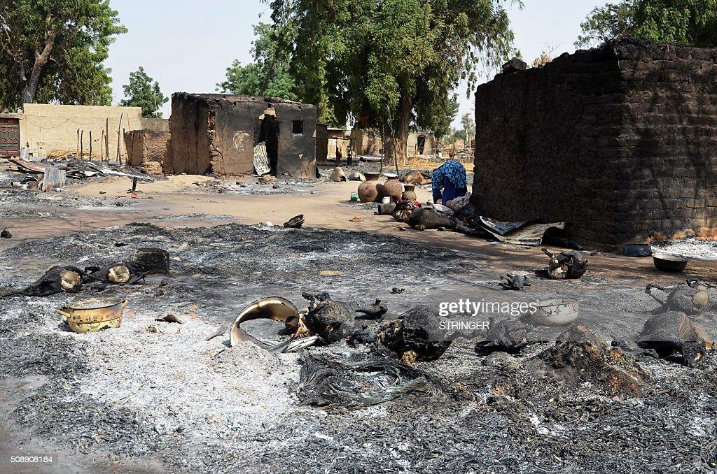 NIGERIA-UNREST-ISLAMISTS : News Photo