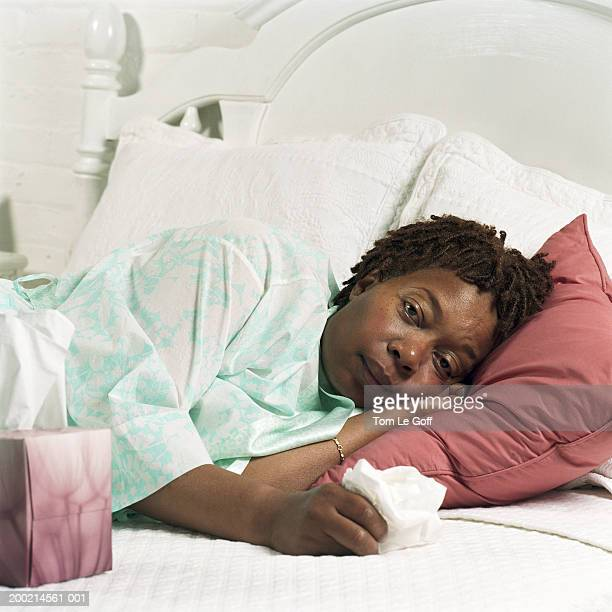 Sick Person In Bed Stock Photos And Pictures  Getty Images-2299