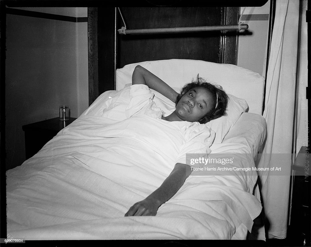 Woman In Hospital Bed Pictures | Getty Images