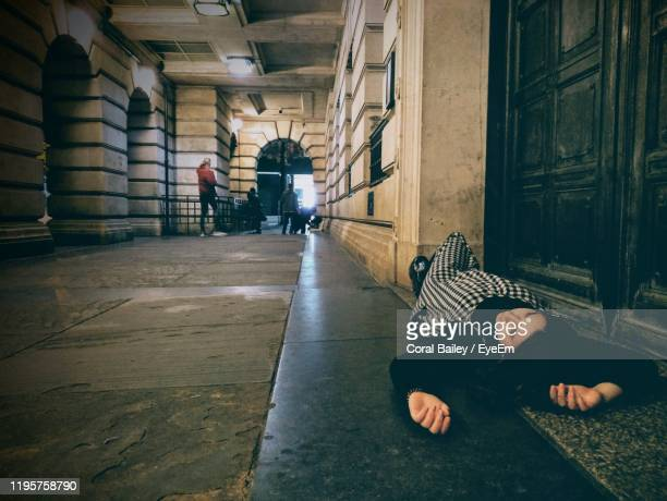 woman lying - nottingham stock pictures, royalty-free photos & images
