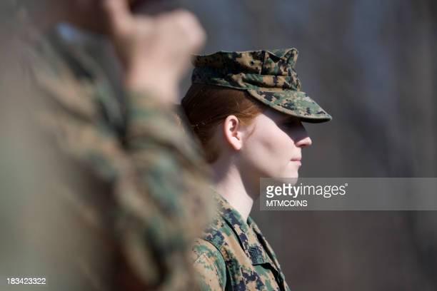 Woman Marine