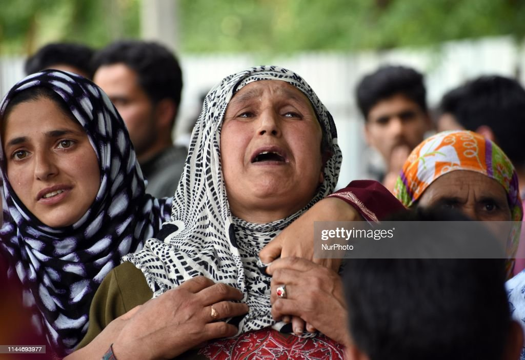 IND: Indian Forces Kill Three Militants In South Kashmir