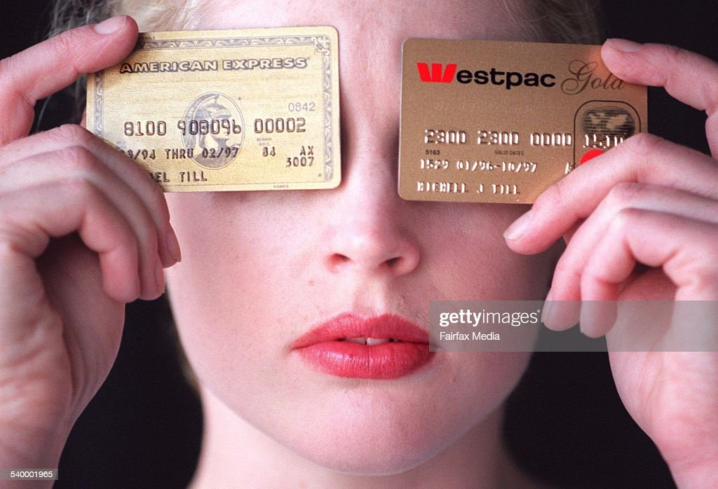 Woman Now Finding Gold Cards As A Status Symbol 11 April 1996 Afr