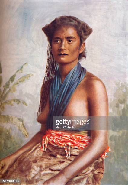 native fijian women nude