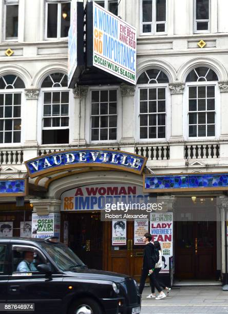 'A Woman of No Importance' a play by Irish playwright Oscar Wilde was presented at the Vaudeville Theatre in London England in 2017 The West End...