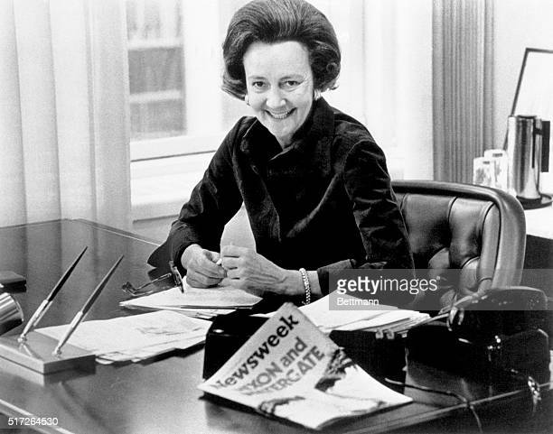 Woman of the Year in Economy and Business Katharine Graham Katharine Graham is a powerful figure in contemporary publishing and one of Fortune...