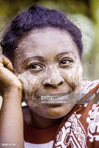 Woman on Anjouan Island