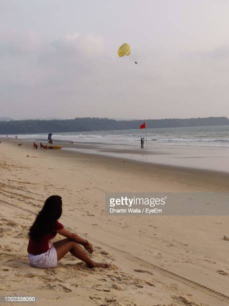 4 462 Goa Beach Photos And Premium High Res Pictures Getty Images