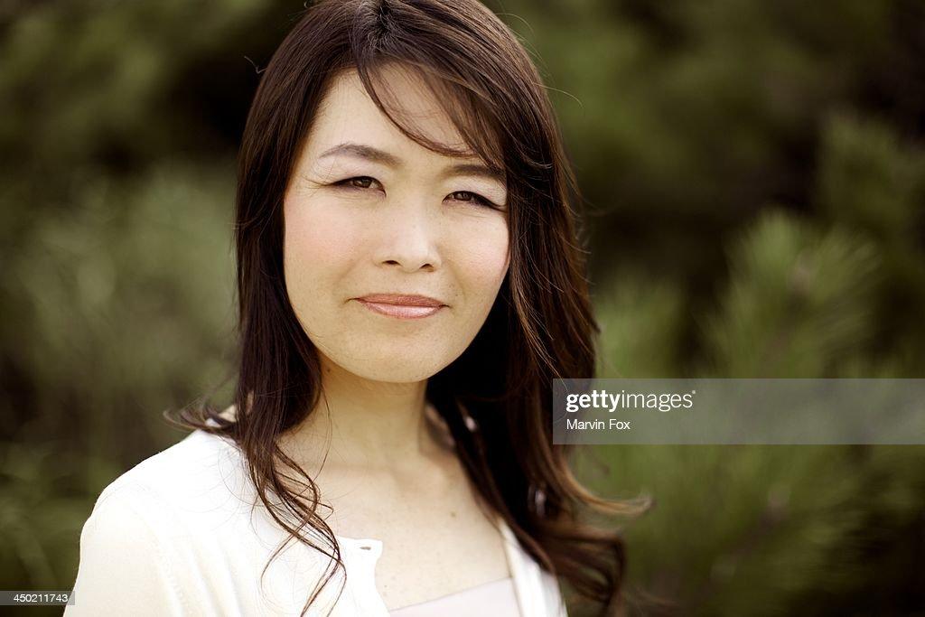 Woman - outdoor portrait : Stock Photo