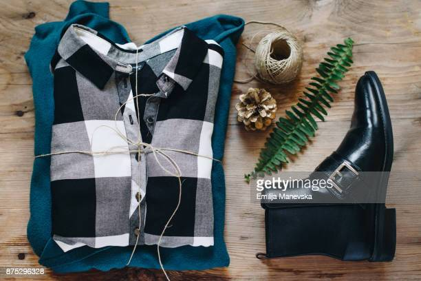 woman personal accessories - snow boot stock photos and pictures