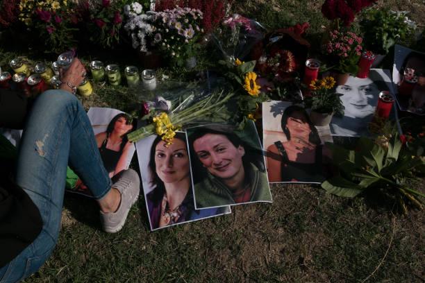 MLT: Malta Marks 4 Years Since Death Of Daphne Caruana Galizia