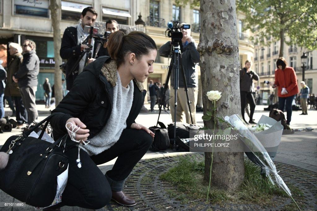TOPSHOT-FRANCE-VOTE-ATTACKS : News Photo
