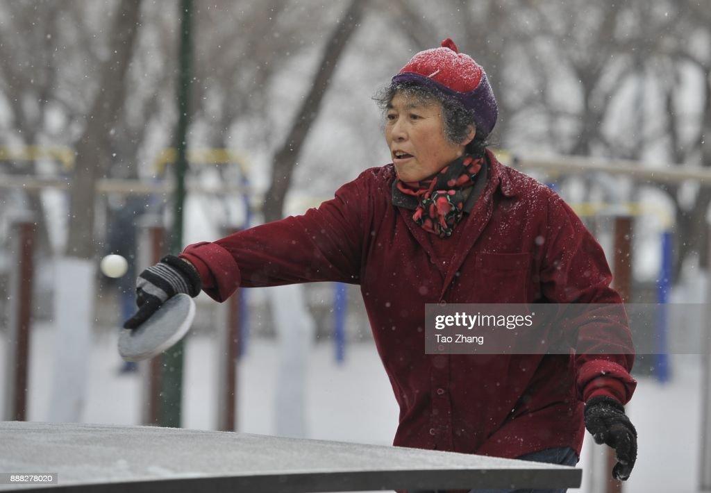 Daily Life In Harbin : News Photo
