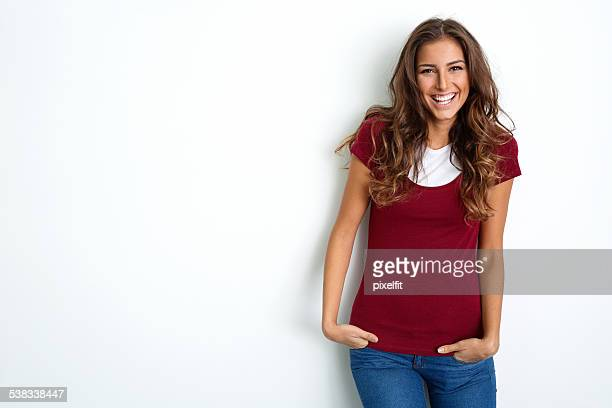 woman portrait - 20 24 years stock pictures, royalty-free photos & images